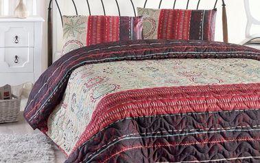 Eponj Home Dvoulůžkový přehoz na postel 143EPJ9204
