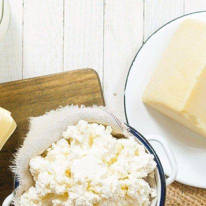 Kurz výroby sýrů, jogurtů a mléčných výrobků
