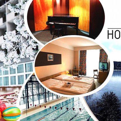 Pobyt pro dva s polopenzí v hotelu Medlov na Vysočině včetně velikonočního menu. Děti s 50% slevou!
