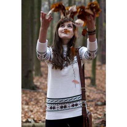Dámský svetr s 3/4 rukávy Deers!