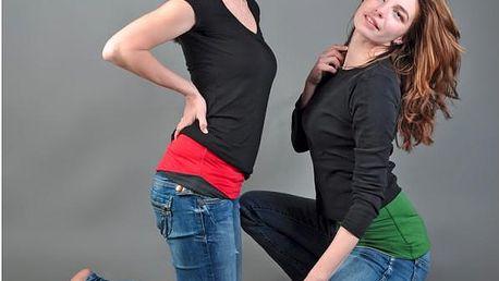 Oboustranný bederní pás pro ženy Nice Belly!