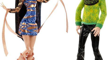 Mattel Monster High Bloodway Cleo a Deuce 2pack