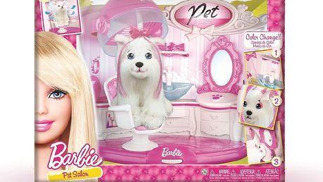 Zvířecí salón Barbie