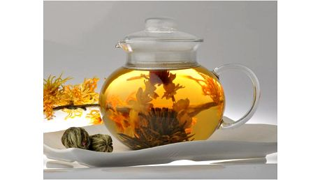 Kvetoucí čaj Blooming Tea