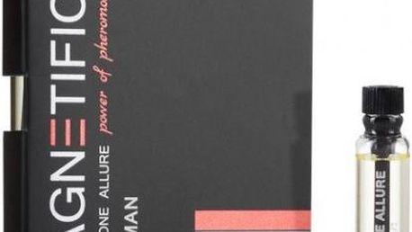 Pánský parfém s feromony Pheromone Allure 2 ml - buďte neodolatelný!