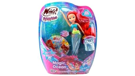 Winx Panenka Magic Ocean - Bloom