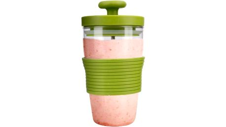 Mechanický smoothie maker!