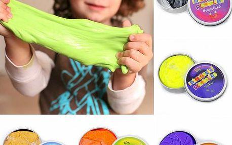 Chytrá plastelína - nikdy nekončící zábava pro děti!