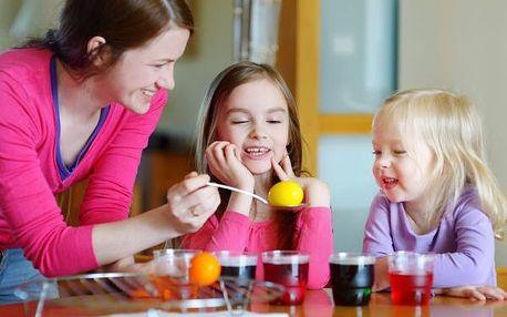 Jedinečná šance na velikonoční rodinný pobyt v pensionu Lucie. 2 dospělí na 4 nebo 5 dnů a až 2 děti ZDARMA.