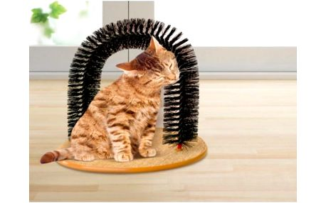 Škrabadlo Purrfect arch pro kočky!