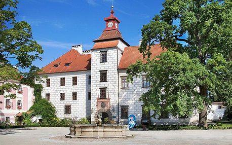 3 až 6denní pobyt pro 2 s wellness v apartmánu U Karla v Třeboni