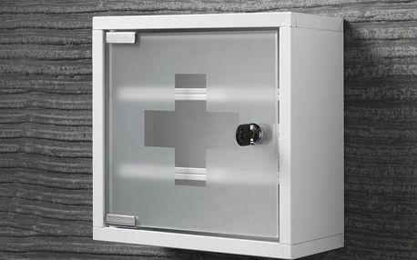 Závěsná skříňka na léky First Aid