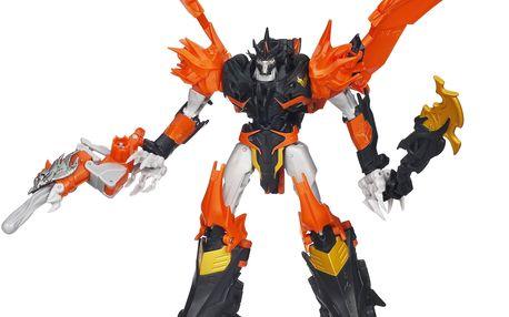 HASBRO Transformers lovci příšer s bitevním vybavením - Predaking