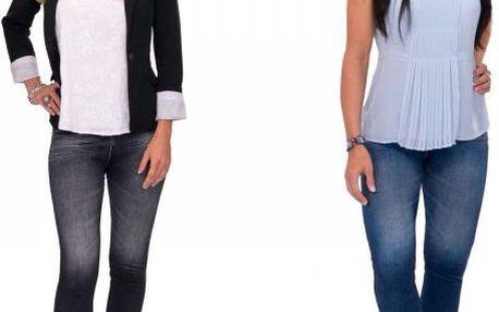 Zeštíhlující džegíny Slim Jeans!