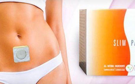 Magnetické náplasti na hubnutí (10 ks) - hubněte přírodní cestou!