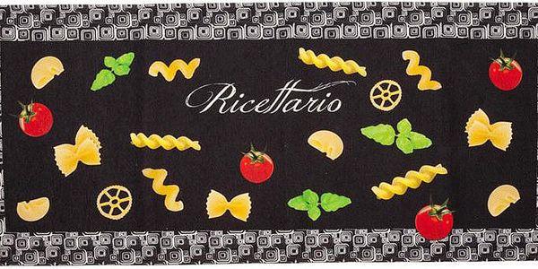 Vysoce odolný kuchyňský koberec Pastabook, 60x300 cm - doprava zdarma!