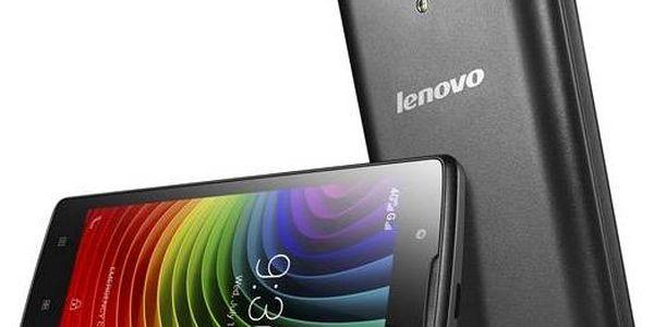 Mobilní telefon Lenovo A2010 DualSIM LTE (PA1J0039CZ ) černý