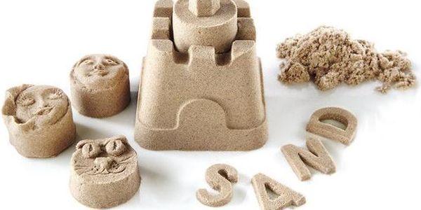Zázračný tekutý písek - hračka, kterou nebudete chtít dát z ruky!