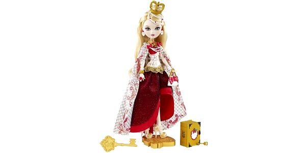 Ever After High Den dědictví - Apple White