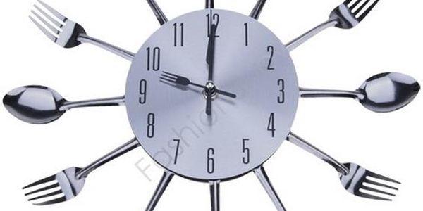 Příborové kuchyňské hodiny