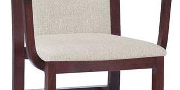 Výprodej - Jídelní židle s područkami Majsa - ma 00