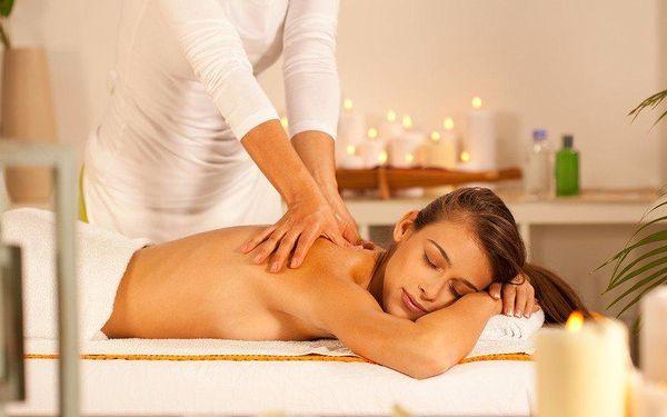 Vyzrajte na jarní únavou relaxační masáží