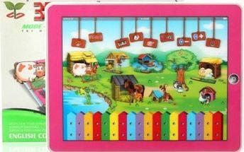 Interaktivní 3D tablet - U nás na farmě