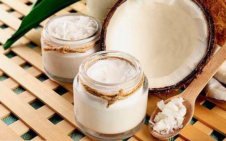 100% panenský kokosový olej, 1kg balení s doručením zdarma