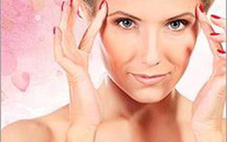 Liftingová kolagenová kúra s použitím kosmeceutiky Larens. Královská péče pro vaš pokožku.