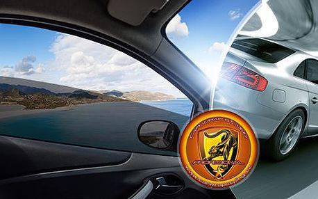 Profesionální instalace tónovacích fólií pro sedan a combi. Propustnost dle vlastního výběru!