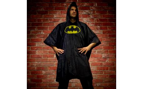 Pláštěnka pončo Batman