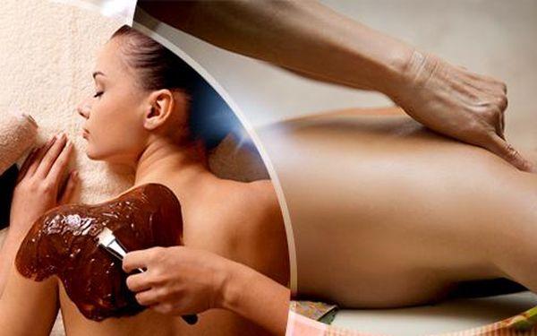 Masáž dle výběru na 45-120 min.! Havajská, Breussova, relaxační a čokoládová masáž s možností zábalu u Nám. Míru!
