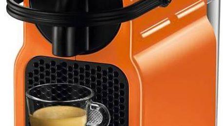 Espresso DeLonghi Nespresso Inissia EN80O oranžové + Doprava zdarma