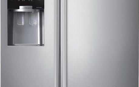 Americká lednička s výrobníkem ledu Samsung RS 7547BHCSP/EF + 10 let záruka na kompresor