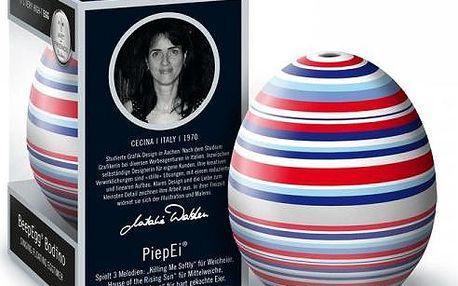 BeepEgg Bodino - hudební časovač na vaření vajíček - zazpívejte si spolu!