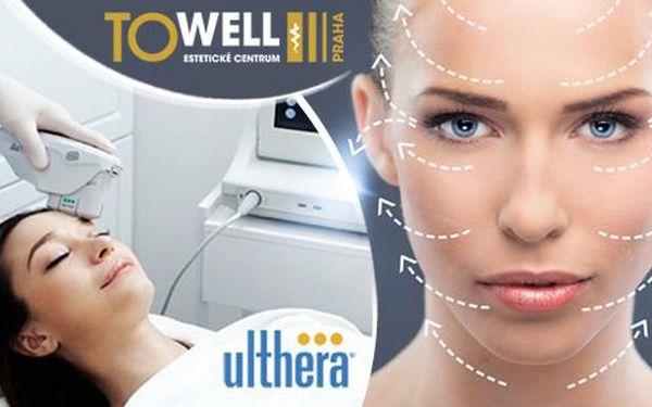 Liftingová ošetření! Thermage CPT - ošetření obličeje vč. horní části krku, či HIFU Ultheralift - ošetření obličeje.