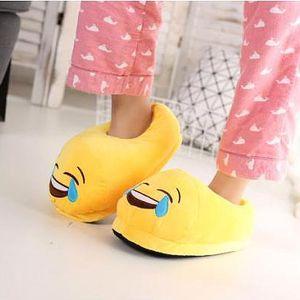 Papuče smajlíci Emoji