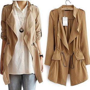 Dámský jarní kabátek - 3 velikosti