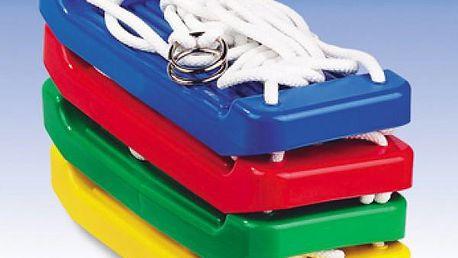 Plastová houpačka pro děti