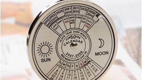 Přívěsek na klíče Kalendář!