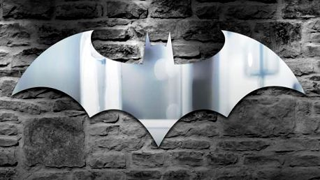 Zrcadlo Batman!