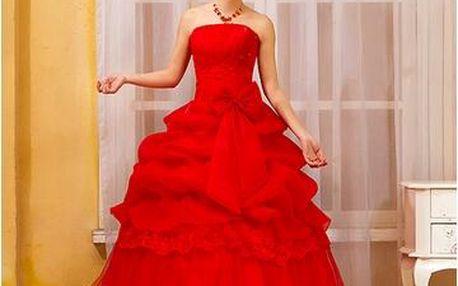 Plesové maturitní šaty - 6 velikostí