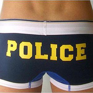 Pánské boxerky Police!