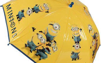 Disney Brand Dětský deštník Mimoni