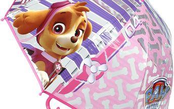 Disney Brand Dětský deštník Paw Patrol - Skye