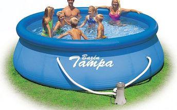 Marimex Bazén Tampa 3,66x0,84 m s kartušovou filtrací - 10340091 + doprava ZDARMA