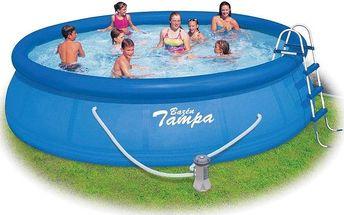 Marimex Bazén Tampa 4,57x1,07 m s kartušovou filtrací - 10340020 + doprava ZDARMA