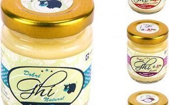 Přepuštěné máslo Dobré Ghí 60 ml!