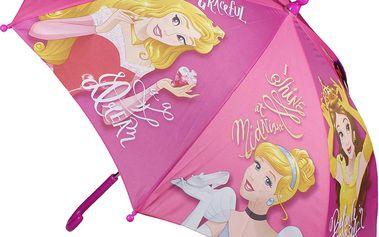 Disney Brand Dětský deštník Princezny