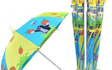 Teddies Deštník Krtek, Barevná